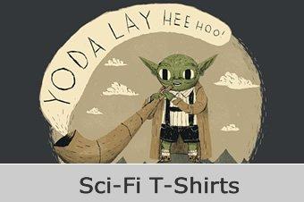 Sci-Fi T-Shirts
