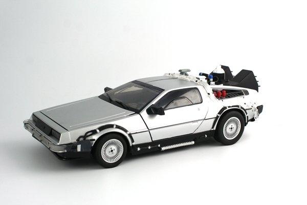 Back To The Future Part II DeLorean Time Machine