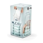 H2EAU Carafe and Glass