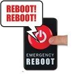 Emergency Reboot Button