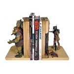 Star Wars Jabba&#39;s Palace Bookends