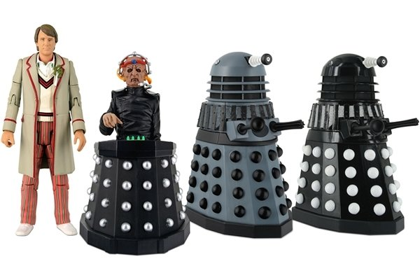 Doctor Who Action Figures 2014