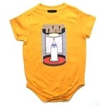 Beam Me Up A Bottle - Baby Snapsuit