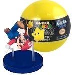 Super Mario Galaxy Desk Top Figures Gacha