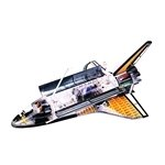 Space Shuttle Cutaway Model & Puzzle