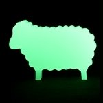 Counting Sheep - Glow in the Dark