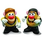 Mr. Potato Head - Captain Kirk and Klingon Kor