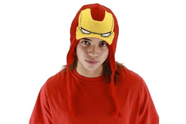 bonnet Iron Man