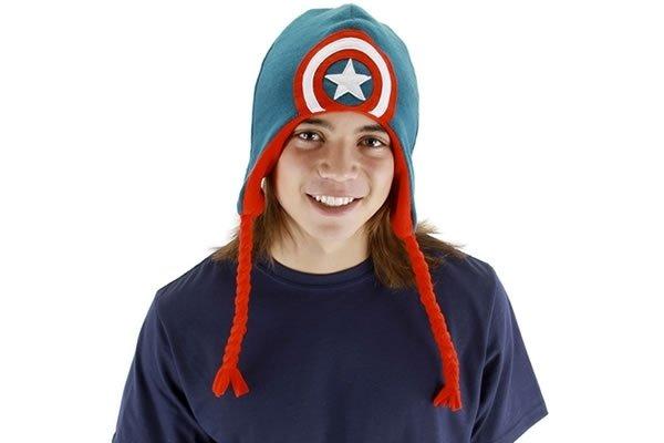 bonnet Captain America