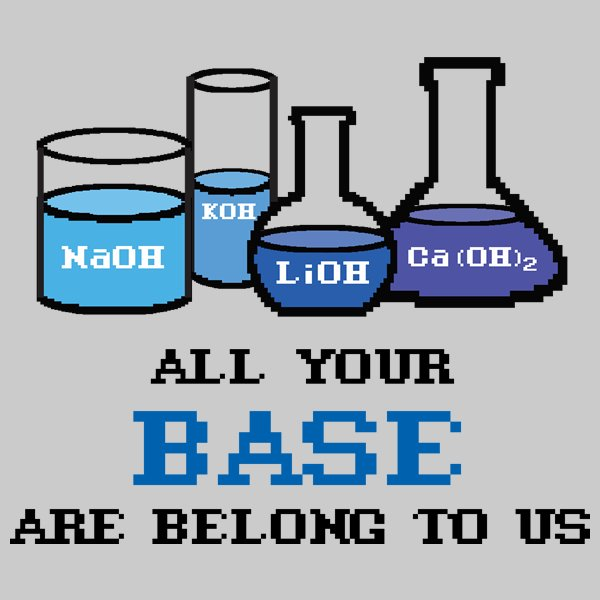 All your base chemistry neatoshop