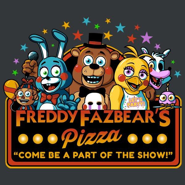 Freddy S Fast Bears Pizza