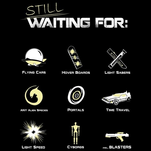 Still Waiting T-Shirt