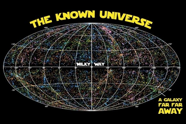 The Known Universe T-Shirt