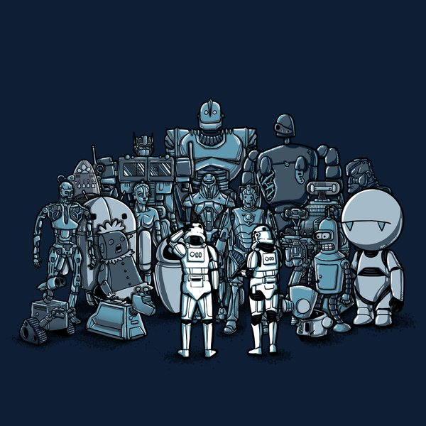 These Aren't The Droids We Are Looking For T-Shirt
