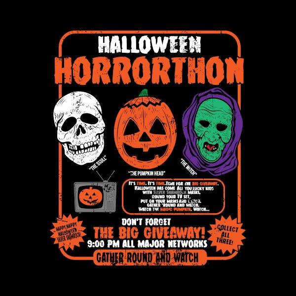 Halloween Horrorthon Vintage