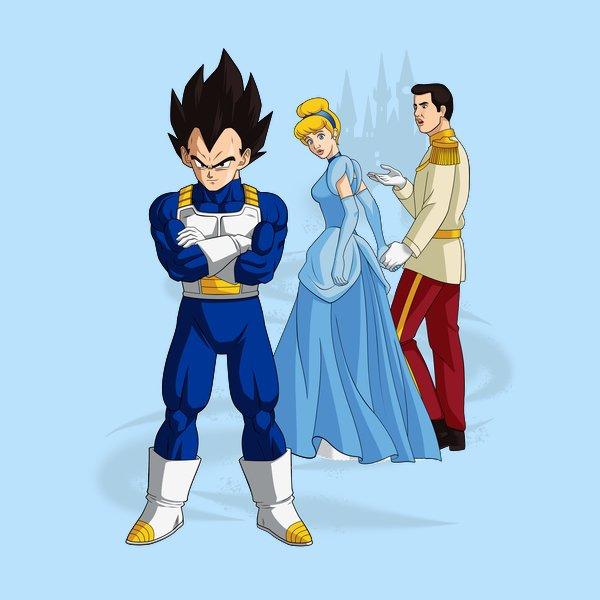 Jealous prince