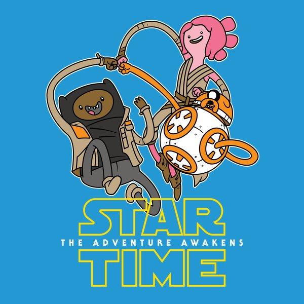 Star Time - The Adventure Awakens